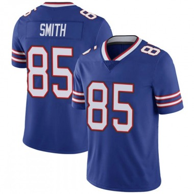 Men's Nike Buffalo Bills Lee Smith Team Color Vapor Untouchable Jersey - Royal Limited