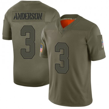 Youth Nike Buffalo Bills Derek Anderson 2019 Salute to Service Jersey - Camo Limited